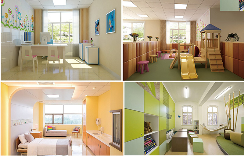 儿童空间医疗家具