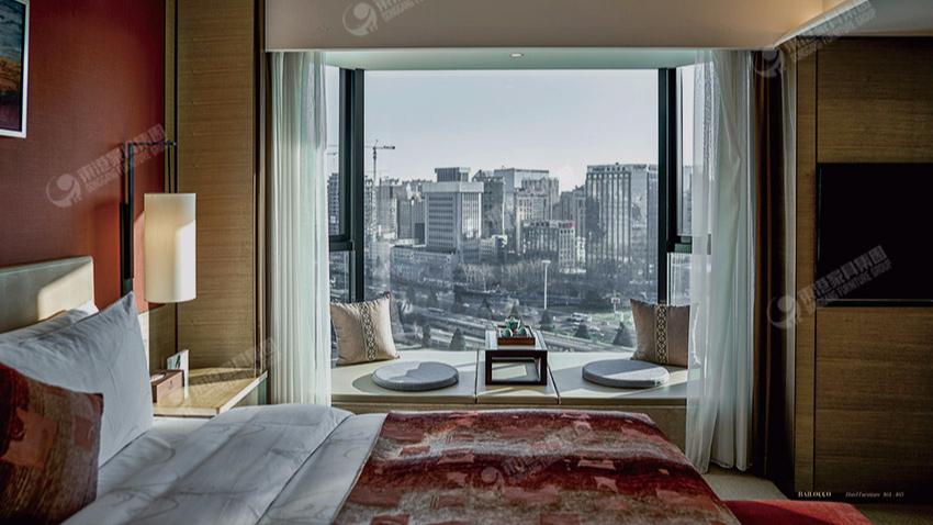 高档酒店客房家具
