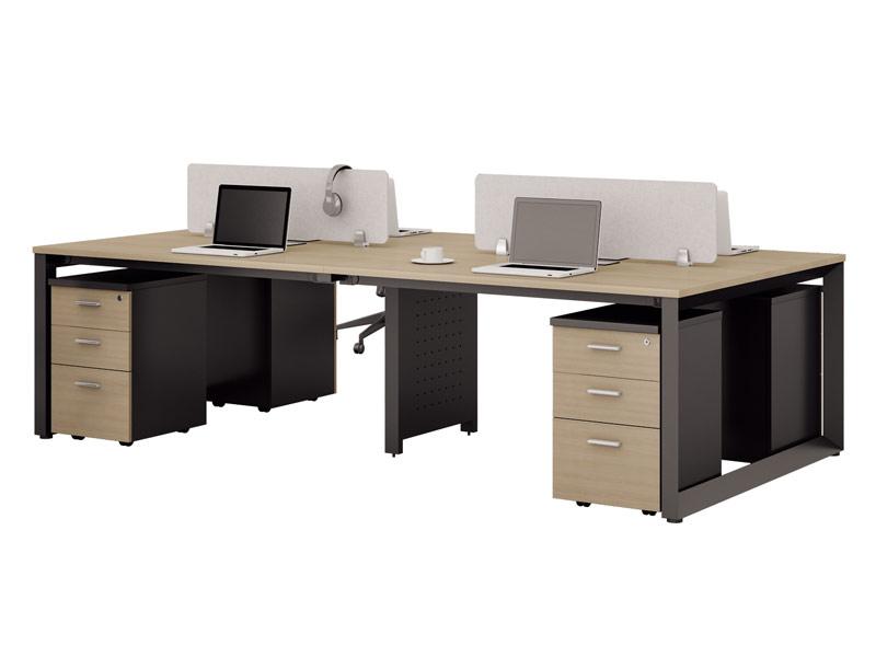 方正系列办公桌-W054A1