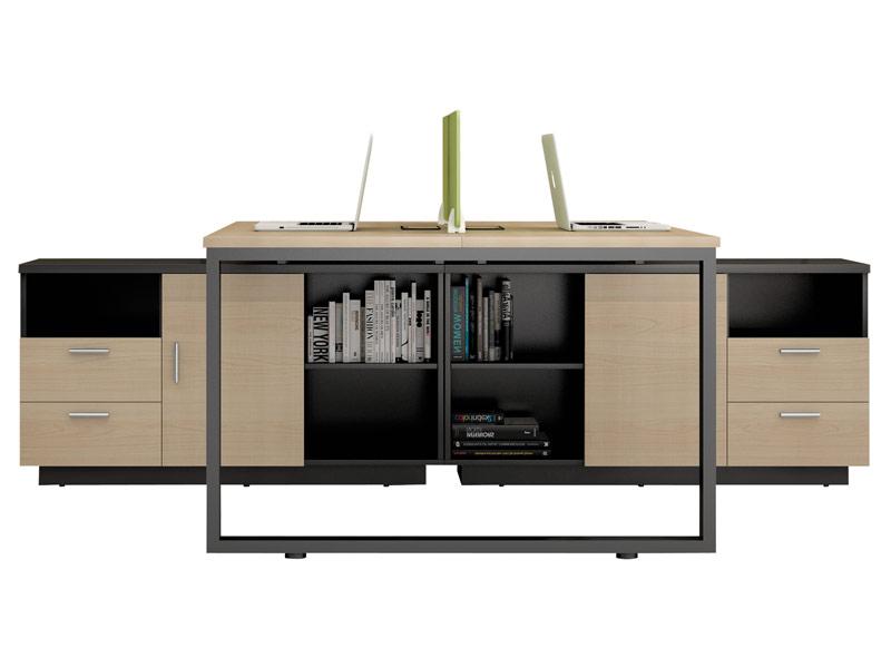 方正系列办公桌-W054CL-3