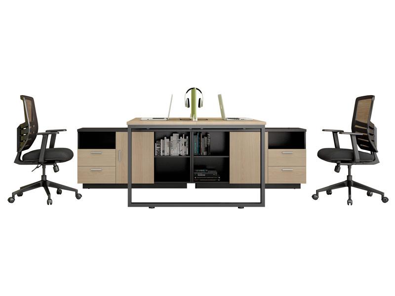 方正系列办公桌-W054CL-4
