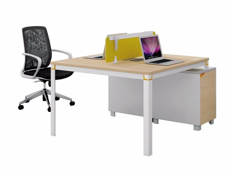 格色系列办公桌-W0102A