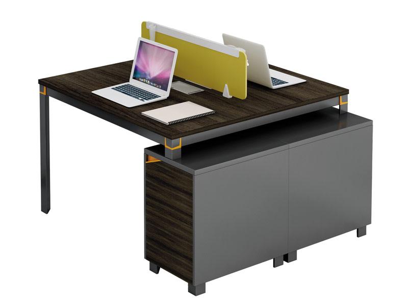格色系列办公桌-W0102A-2
