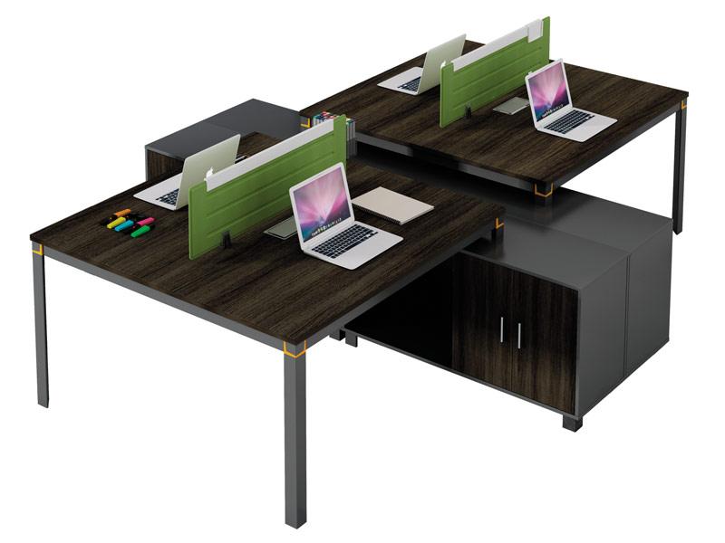 格色系列办公桌-W0104AL-3