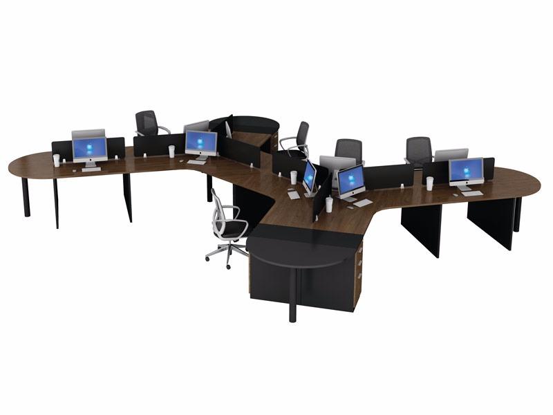 格物系列办公桌-W0605A