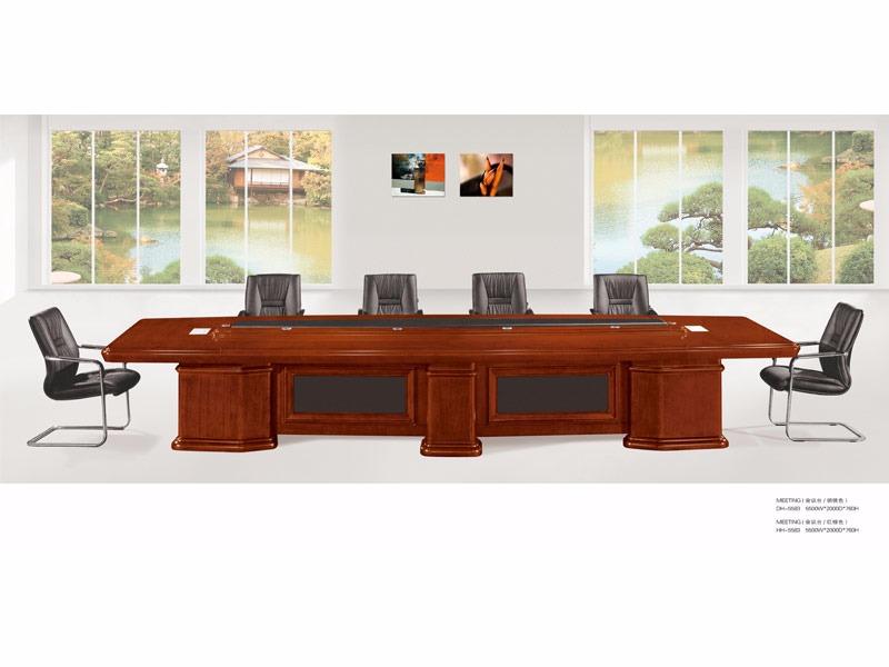 实木系列会议桌-DH-5583
