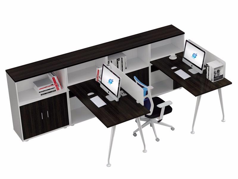 π系列职员位办公桌-W0401B