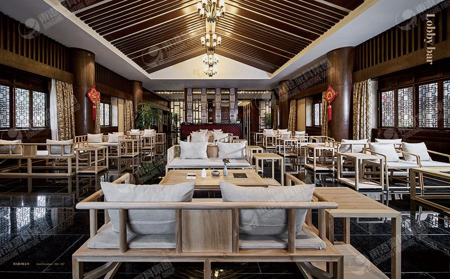 餐厅实木家具