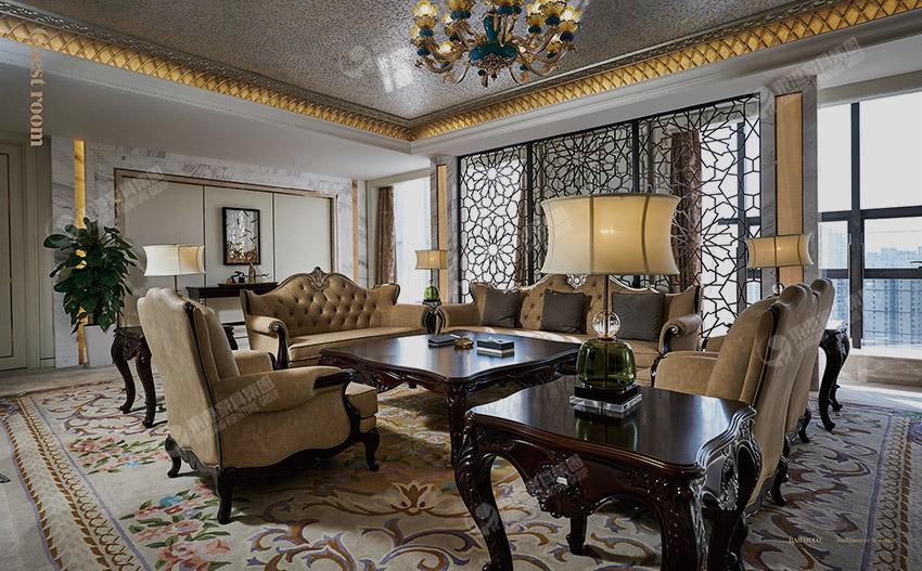 独山温德姆豪庭大酒店-公区-3