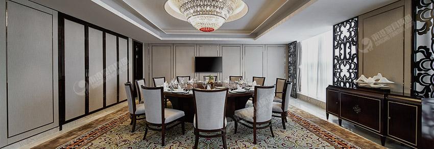 独山温德姆豪庭大酒店-餐厅-1