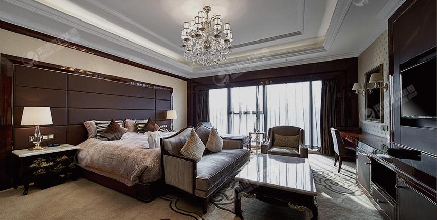 西安曲江国际饭店-客房-1jpg