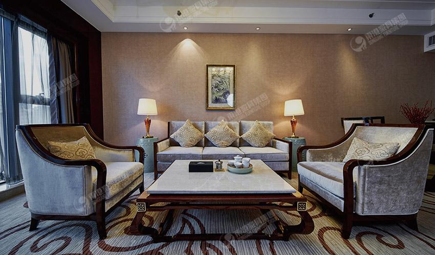 五星酒店客房家具