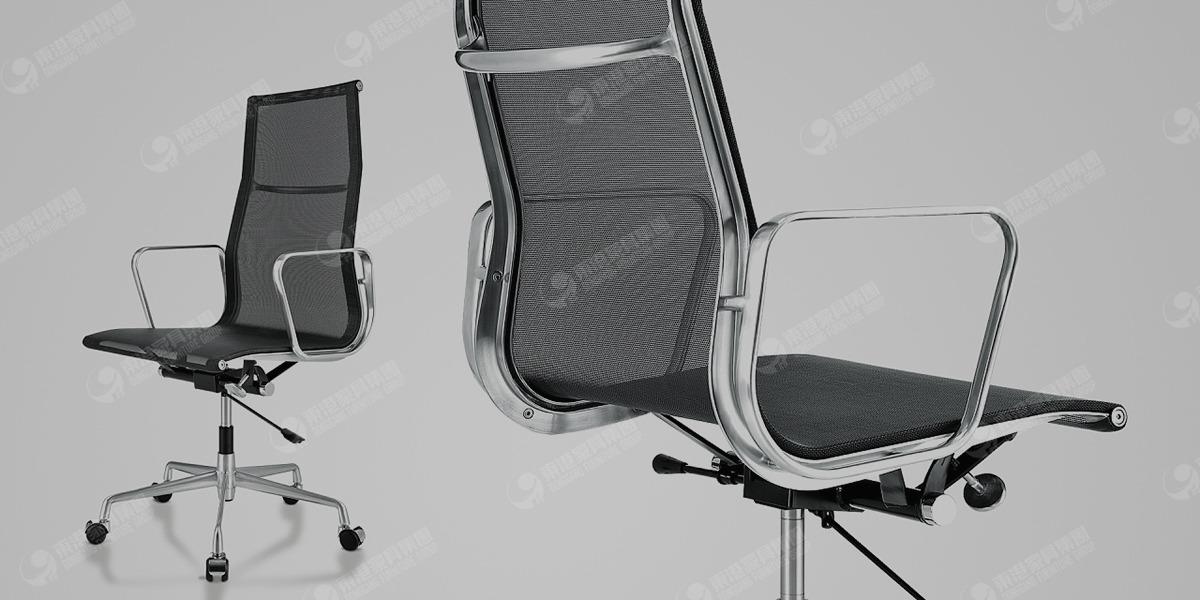 优创科技公司办公座椅定制案例