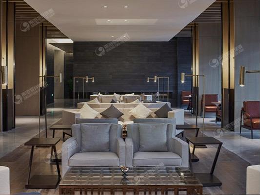 酒店公区家具-郑州园博园建国饭店