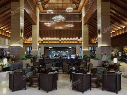 酒店公区家具-三亚迎宾馆