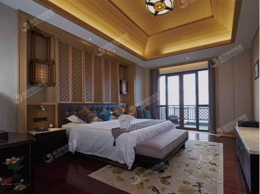 酒店客房家具-三亚迎宾馆