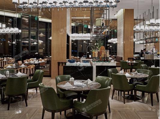 酒店餐厅家具-北京维景大酒店