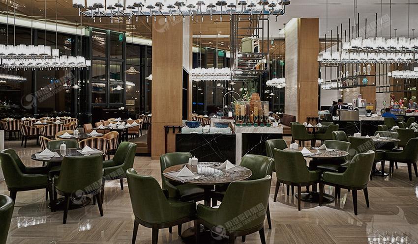 北京维景大酒店-餐厅-1