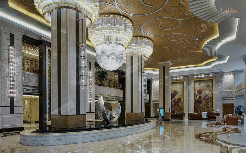 独山温德姆豪庭大酒店-公区-2