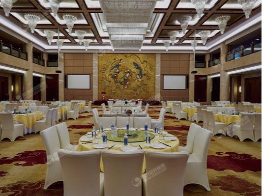 酒店餐厅家具-茅台国际大酒店