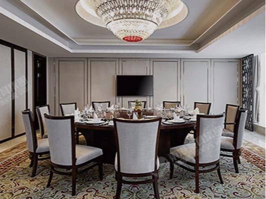 酒店餐厅家具-独山温德姆豪庭大酒店