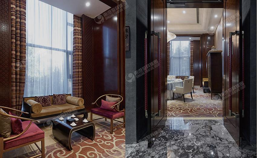 昆明洲际大酒店-餐厅-1