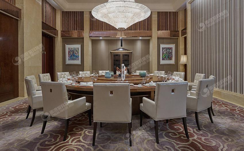 昆明洲际大酒店-餐厅-3