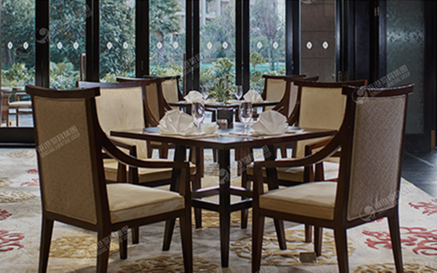 昆明洲际大酒店-餐厅-5