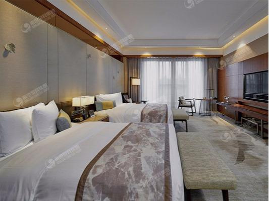 酒店客房家具-昆明洲际酒店