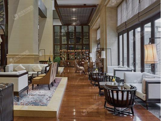 酒店公区家具-昆明洲际酒店