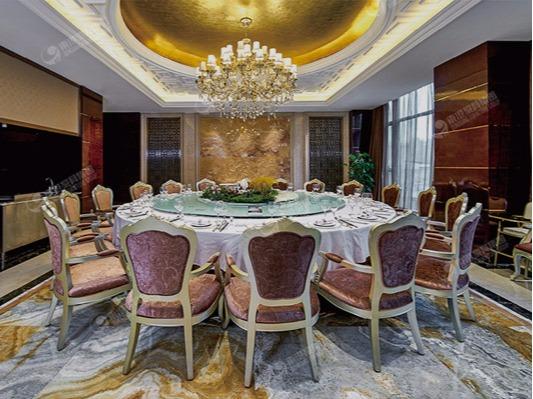 酒店餐厅家具-西安曲江国际饭店