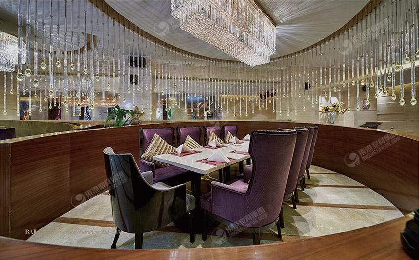 西安曲江国际饭店-餐厅-2jpg