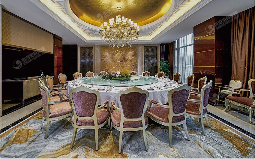 西安曲江国际饭店-餐厅-5