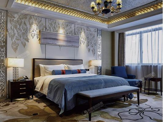 酒店客房家具-独山温德姆豪庭大酒店