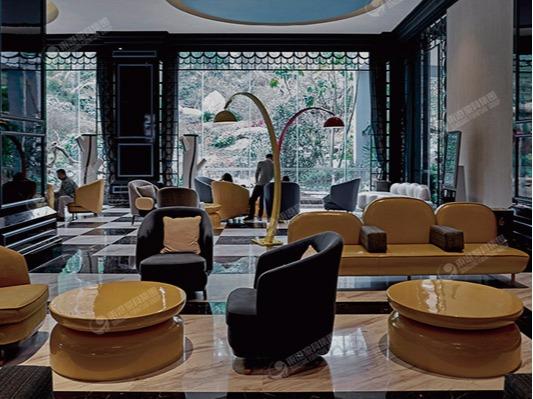 酒店公区家具-长隆熊猫酒店