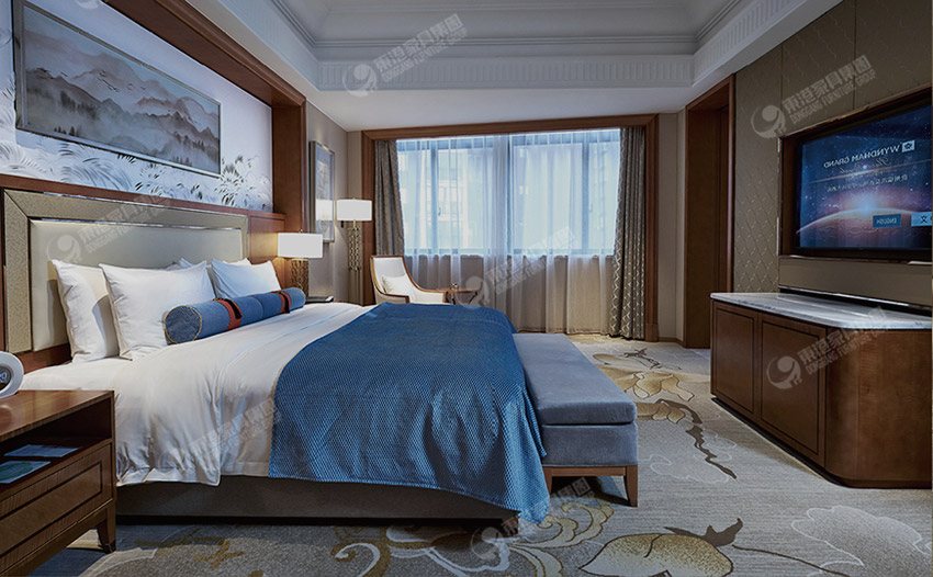 独山温德姆豪庭大酒店-客房-13