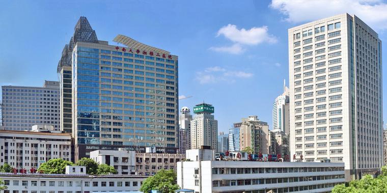 中南大学湘雅二医院家具工程案例