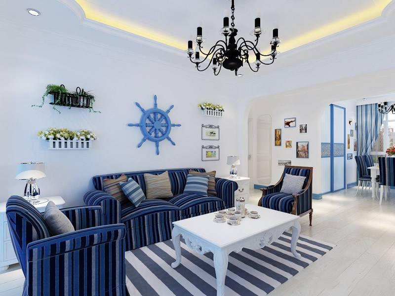 这是一张地中海风格家具的图片