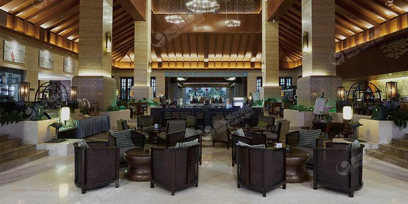 君澜·三亚湾迎宾馆工程案例