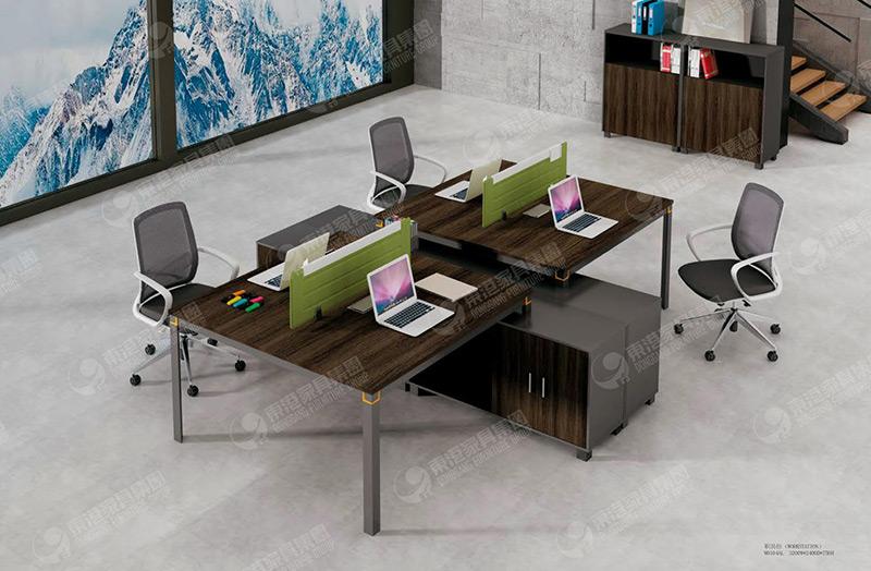 为什么现代办公家具大多是板式的,采购时需要注意这些细节