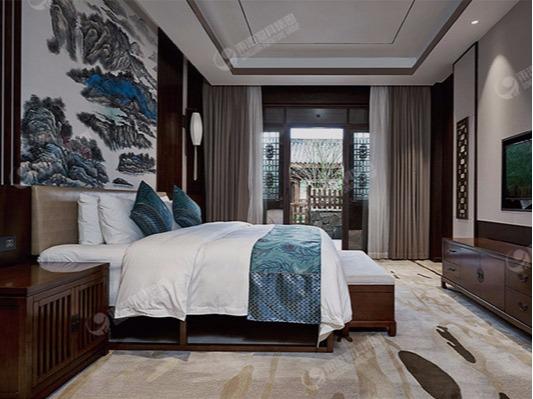 酒店客房家具-翰林山居酒店