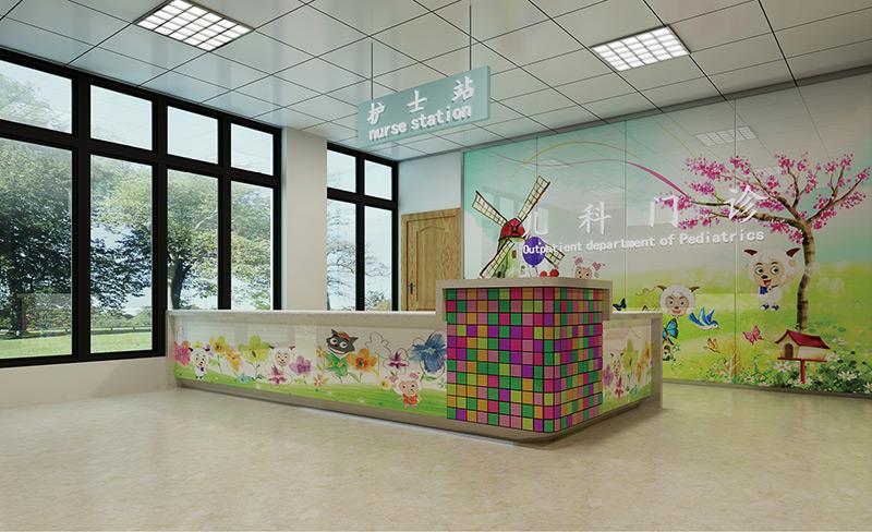 医院护士站家具