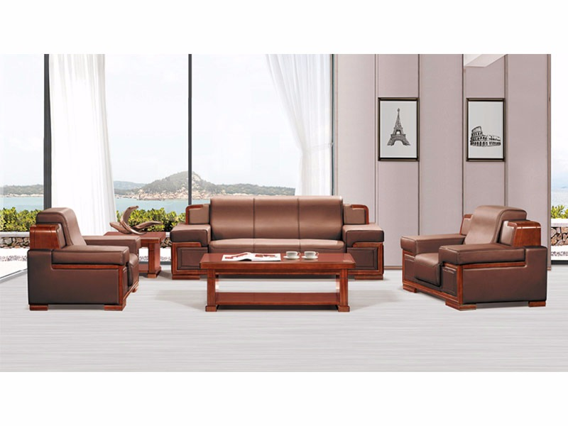实木系列沙发SF-1805_1806