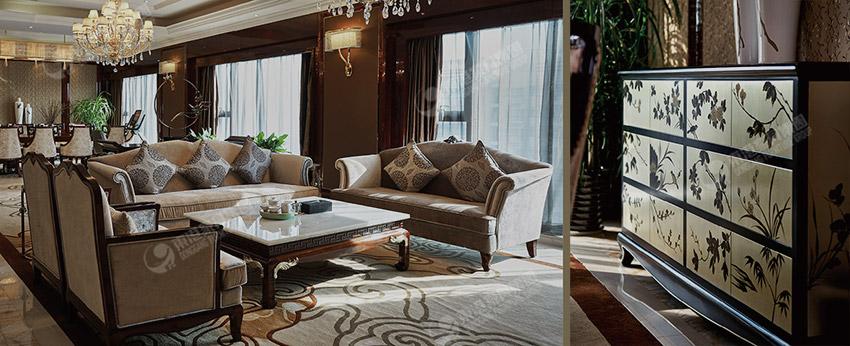 特色酒店家具