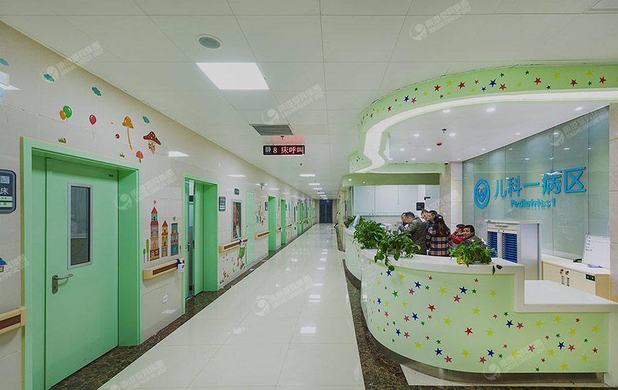 安顺人民医院儿科护士站-2