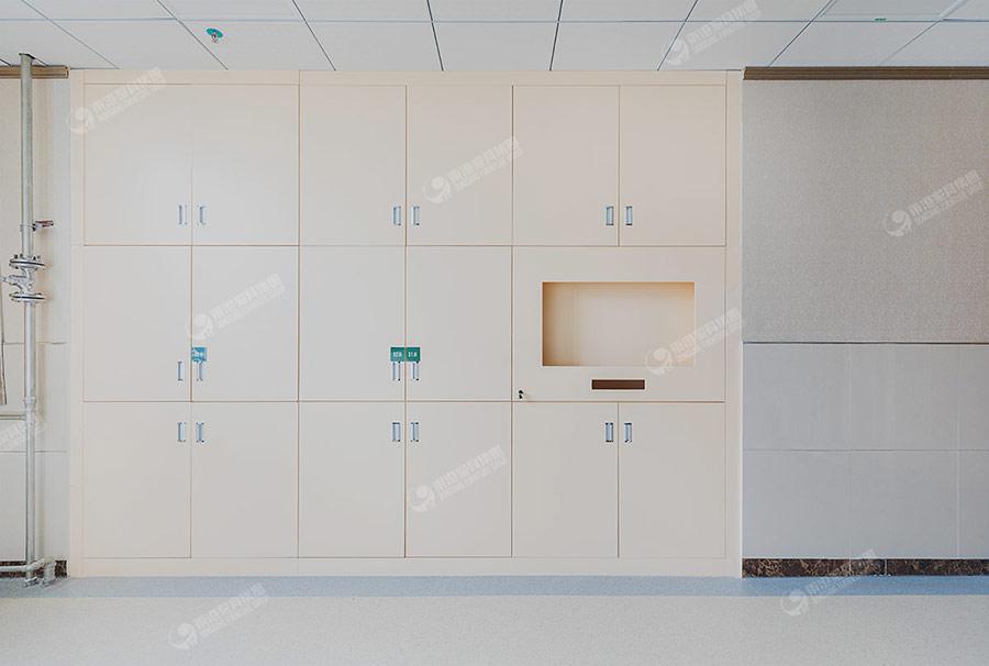 安顺人民医院贴墙柜-2