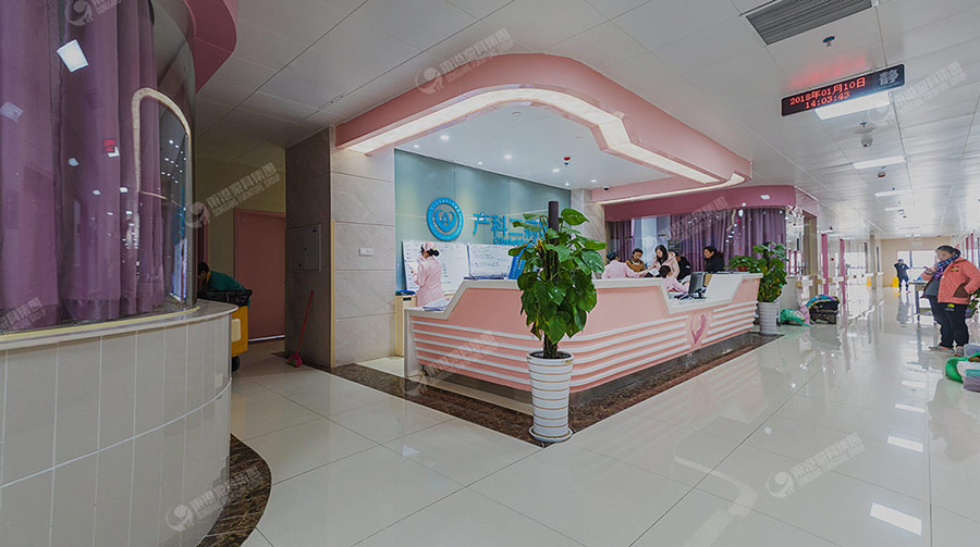 安顺人民医院产科护士站-1