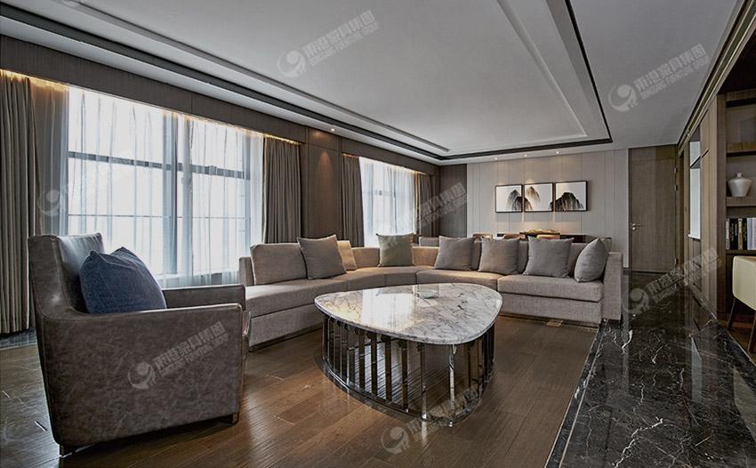 浙江新昌万怡酒店-客房-2