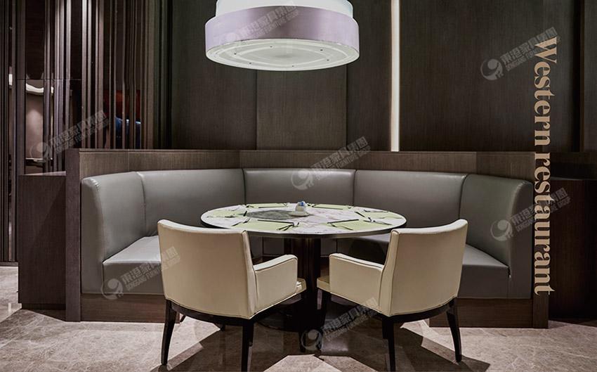 浙江新昌万怡酒店-餐厅-2