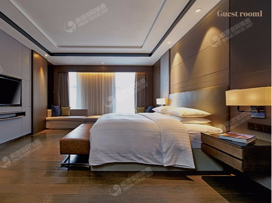 酒店客房家具-浙江新昌万怡酒店